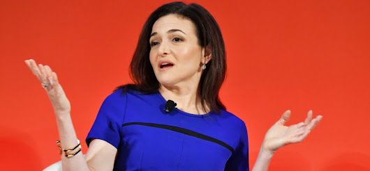 Sheryl Sandberg Mastered 3 Presentation Skills in 3 Minutes. And You Can, Too