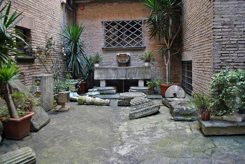 Fil: Santa Maria degli Angeli (Rom) - Vestry 05.JPG
