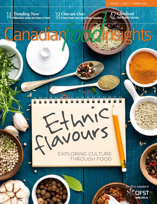 Canadian Food Insights Summer 2016
