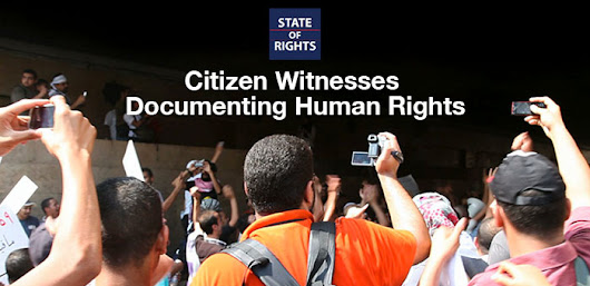 WITNESS + US State Department panel, March 18 - WITNESS