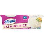 Minute Microwaveable Jasmine Rice - 8.8oz 2ct