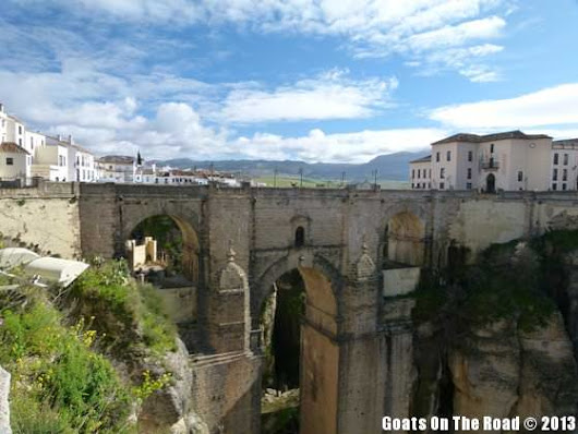 Beautiful Ronda, Spain: An Easy Day Trip From Marbella - Goats On The Road