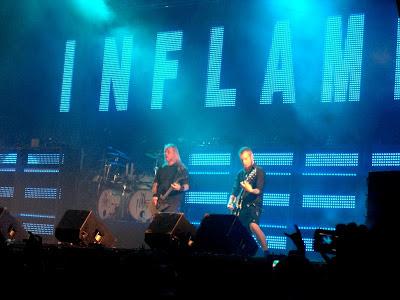 In Flames, Metaltown 2008