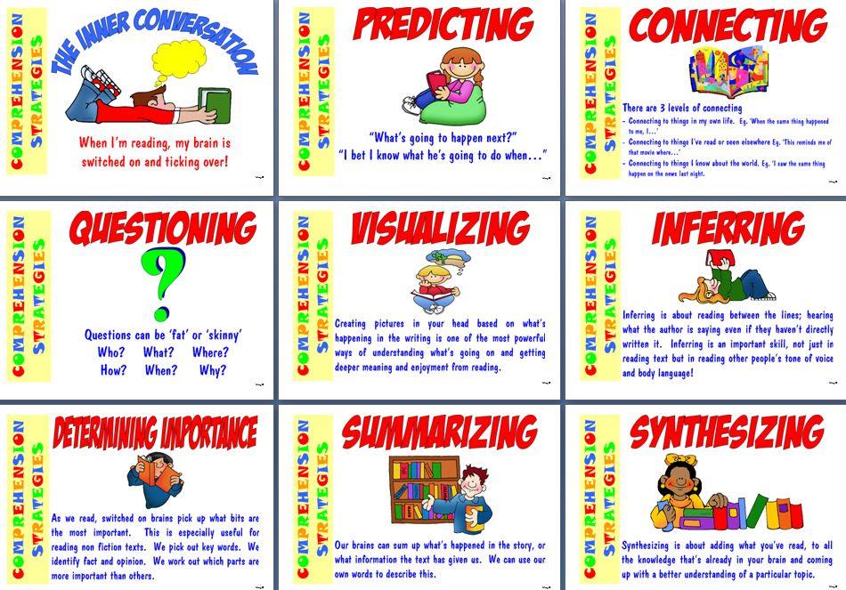 Prehension Literacy Curriculum Resource