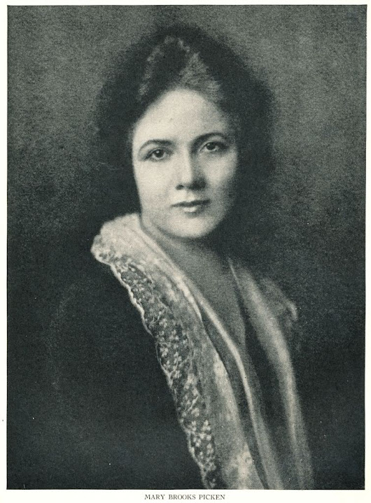 Mary Brooks Picken- Sewing's Most Influential Woman