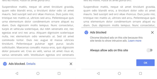 Chrome's ad blocker will go live February 15, here's how it works