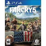Far Cry 5 [PS4 Game]