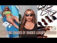 Unboxing Shades of Shades Luxury Inclusive Eyewear | Minnafropolis