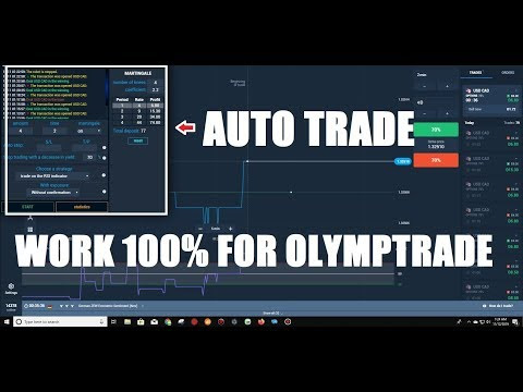 AUTO BOT TRADE FOR OLYMPTRADE