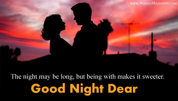 Good Night Wishes Messages Sweet Good Night Wishes For Love