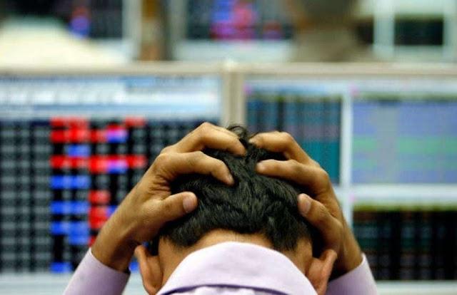 गिरते बाजार को नहीं उबार सकी रिलायंस की तेजी, लगातार तीसरे दिन लाल निशान पर बंद