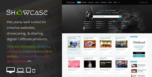 Download Showcase = Responsive WordPress Grid / Masonry Blog Theme nulled | OXO-NULLED