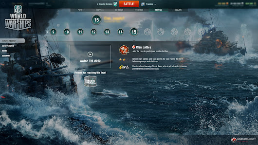 World of Warships: Dasha Presents Update 0.6.11 - Naval Bases - Pivotal Gamers