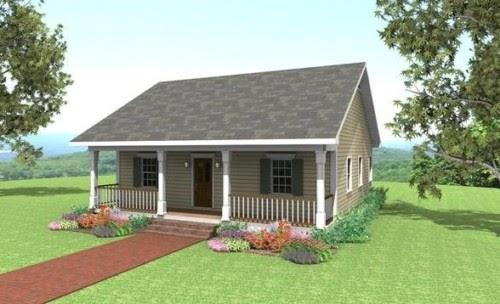 870 Koleksi Gambar Foto Rumah Sederhana Di Desa Gratis Terbaru Gambar Rumah