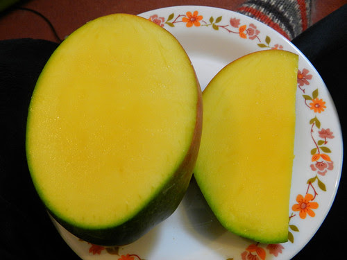 Mango (this one was PERFECT!)