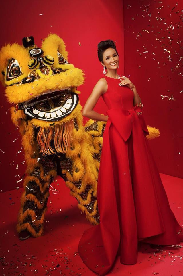 Từ sau khi đăng quang, Hoa hậu HHen Niê rất chăm chỉ thay đổi phong cách thời trang - Ảnh 11.