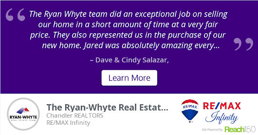 Dave & Cindy Salazar recommends The Ryan-Whyte Real Estate Team