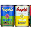 Andy Warhol Limited Edition Campbell's Soup Cans