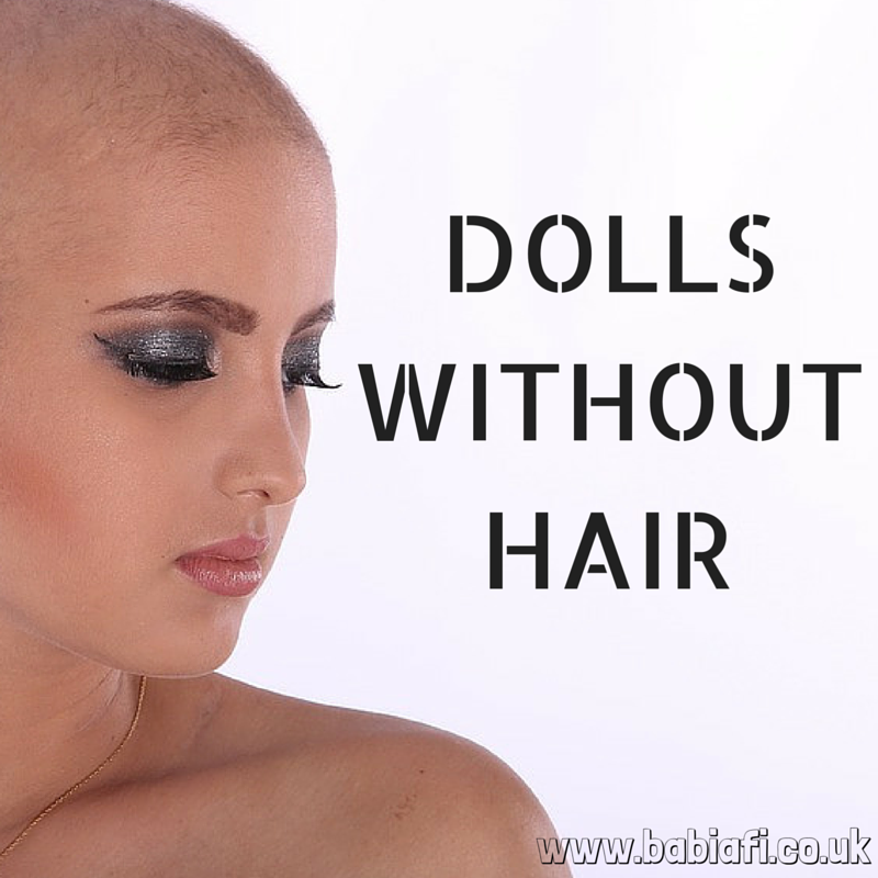 Dolls Without Hair