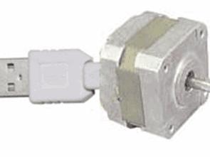Kiểm soát động cơ bước USB