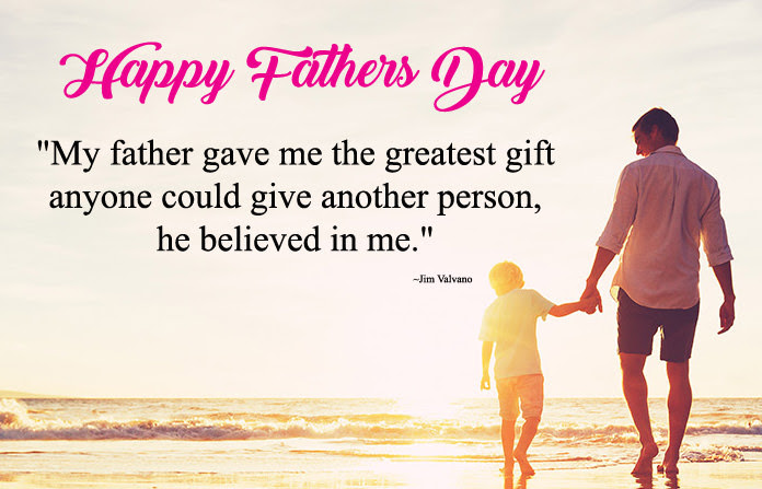 Hindi Shayeri Fathers Day Quotes From Son