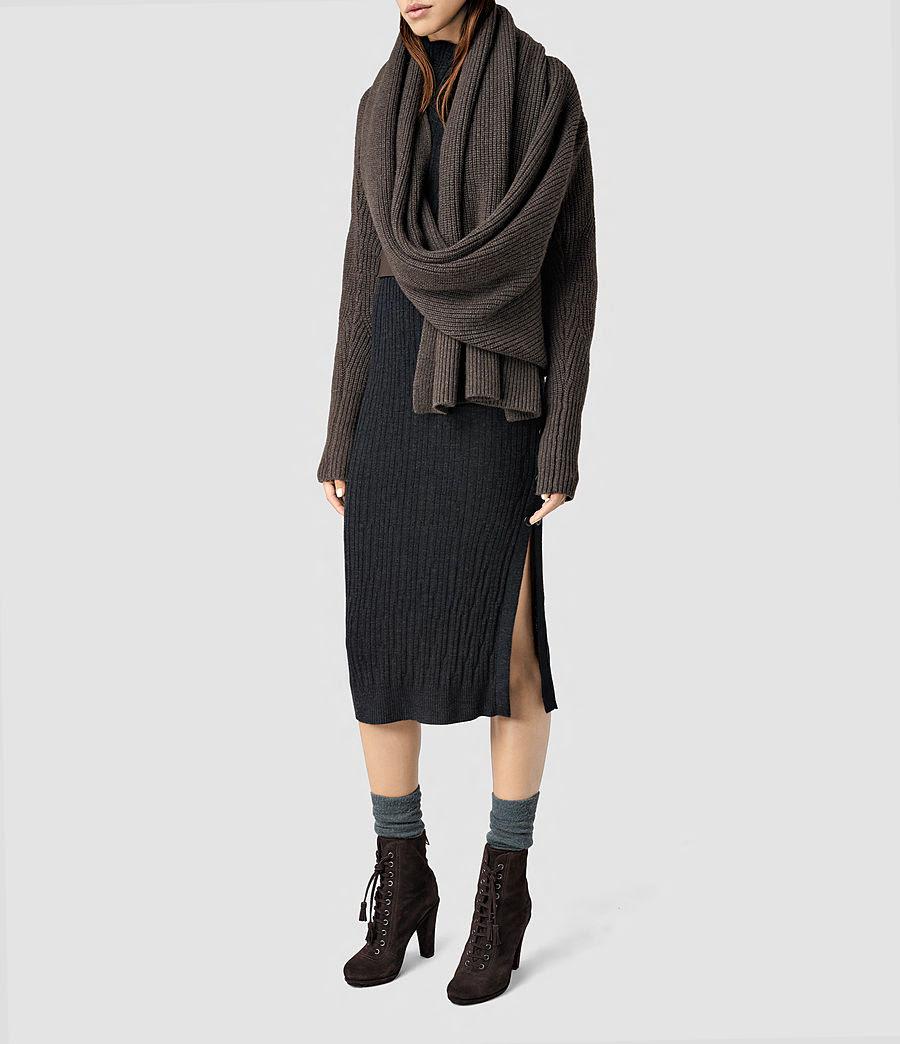 Women's Quinta Wrap (Slate Black) - product_image_alt_text_2