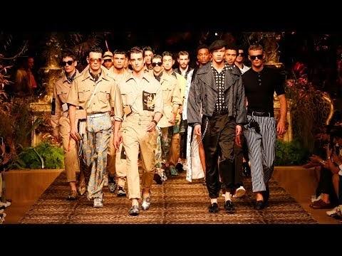 Dolce & Gabbana - Primavera Verão 2020 - Semana de Moda de Milão
