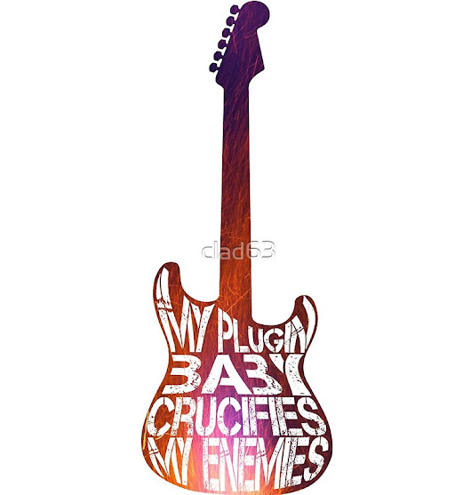 Muse Plugin Baby - guitar by clad63