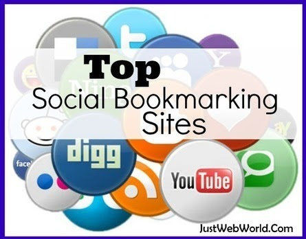 Free High PR Social Bookmarking Sites List 2016 (*Updated) | Just Web World