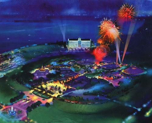 Disneyland Hong Kong Concept 2