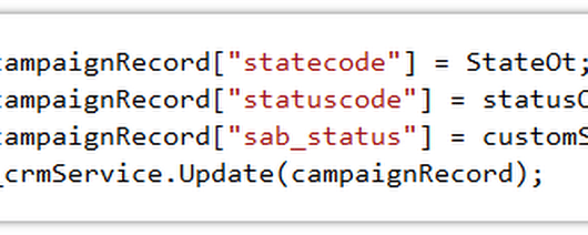 Status not getting updated using SetStateRequest in Dynamics 365.