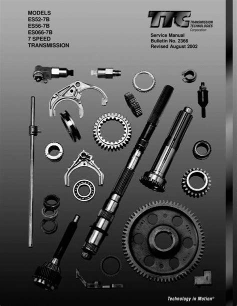 International 6 Plus Transmission Manual SPICER 7 Speed