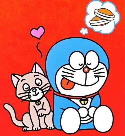 Gambar Kucing Doraemon godean.web.id