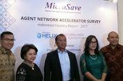 BRI dan BTPN Kuasai 80 Persen Jaringan Agen Laku Pandai di Indonesia