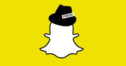 Snapchat's new Discover feature could be a significant moment in the evolution of mobile news