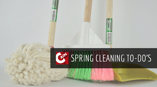 Don't Overlook These Spring Cleaning Tasks