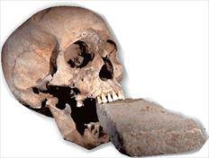 Μεγάλο μέτωπο  και ελαφρώς γαμψή μύτη φαίνεται  πως είχε η  ευρωπαϊκής καταγωγής «μάγισσα»,  σύμφωνα με τους  επιστήμονες