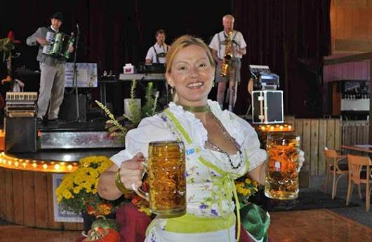 OktOBERfest Has Begun! - Blog White Oak Lodge & Resort