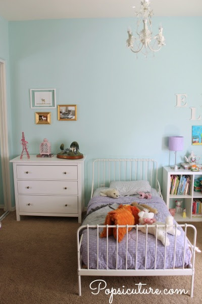 Girls Bedroom Makeover - Popsiculture