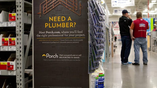 Lowe's and Walgreens partner Porch and TaskRabbit