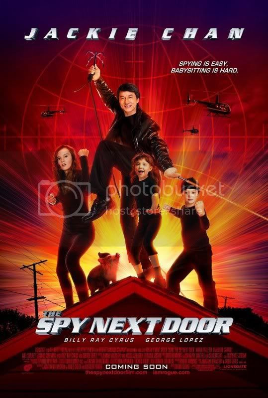 The Spy Next Door Espião nas Horas Vagas