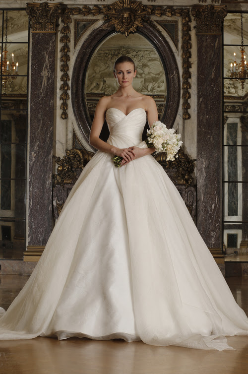 RK6400 | Romona Keveza Luxe Bridal Spring 2016