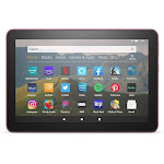 "Amazon Fire HD 8 Tablet (2020) 32GB 8"" - Plum by NGP STORE USA"