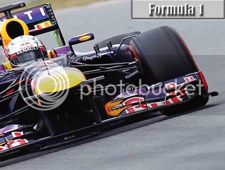 Teknologi Komputer Dibalik Formula 1