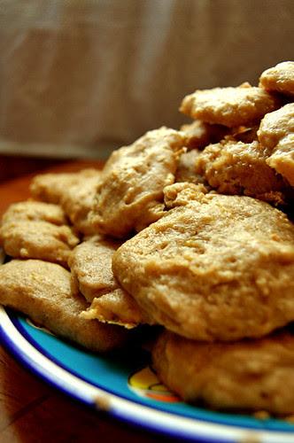 Joey's Banana Cookies