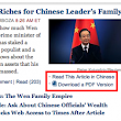 China blocks NYTimes.com and related news coverage of prime minister's massive wealth | Poynter.