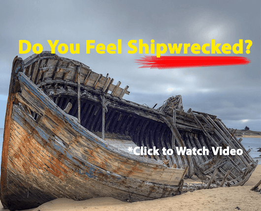 Do You feel Shipwrecked? - Word of the Week