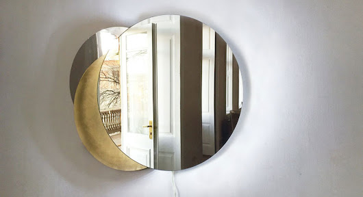 Milan Design Week 2015: Incredible Mirrors