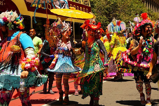 San Francisco Summer Festivals: 10 Largest Each Year