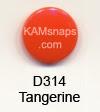 D314 Tangerine